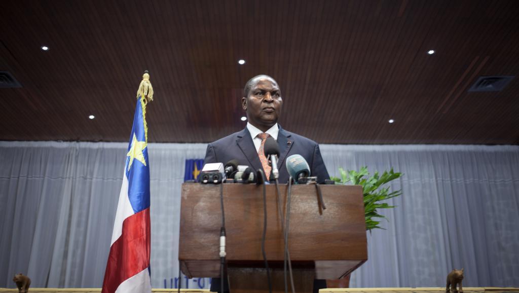 RCA: Touadéra condamne les violences et appelle à la réconciliation