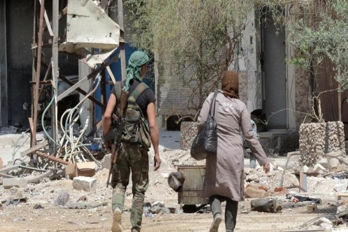 Syrie: les derniers rebelles quittent la Ghouta orientale