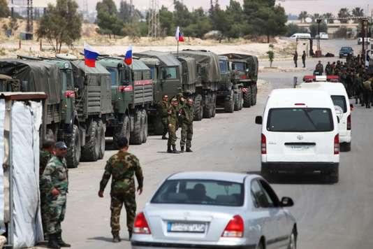 En Syrie, la riposte promise après le recours à l'arme chimique sur Douma piétine