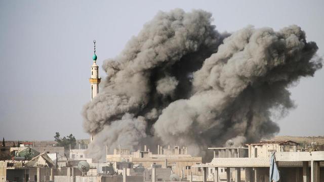 Syrie : Ce que l'on sait des sites militaires visés