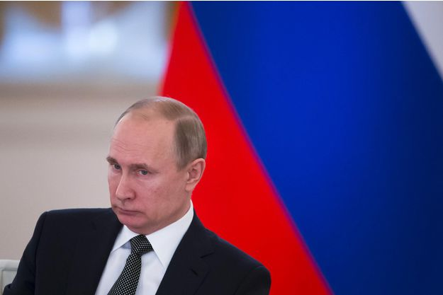 Syrie : Poutine condamne les bombardements et appelle à une réunion à l'Onu