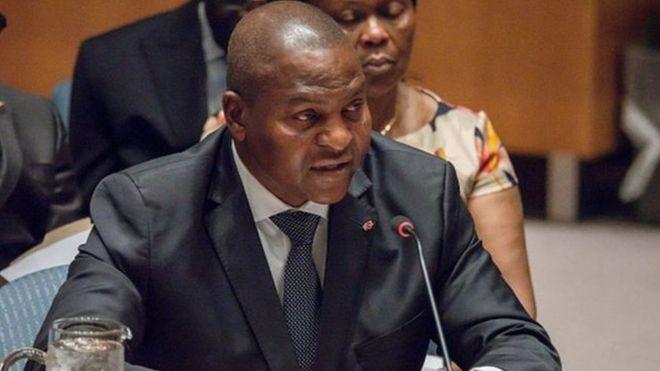  Centrafrique : le ministre Jean Serge Bokassa limogé