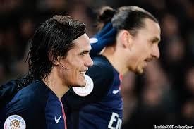 PSG : Cavani égale Ibrahimovic en L1