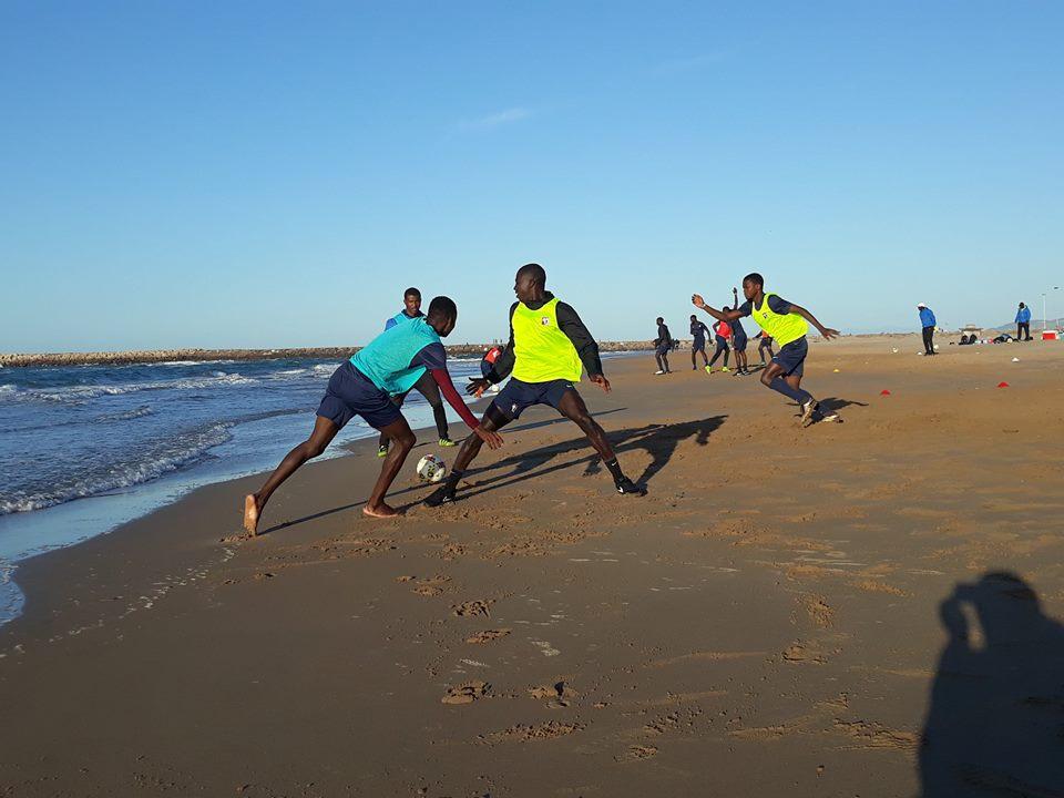 Coupe CAF : Privé de terrain d'entrainement par RS Berkane, Génération-Foot saisit la CAF