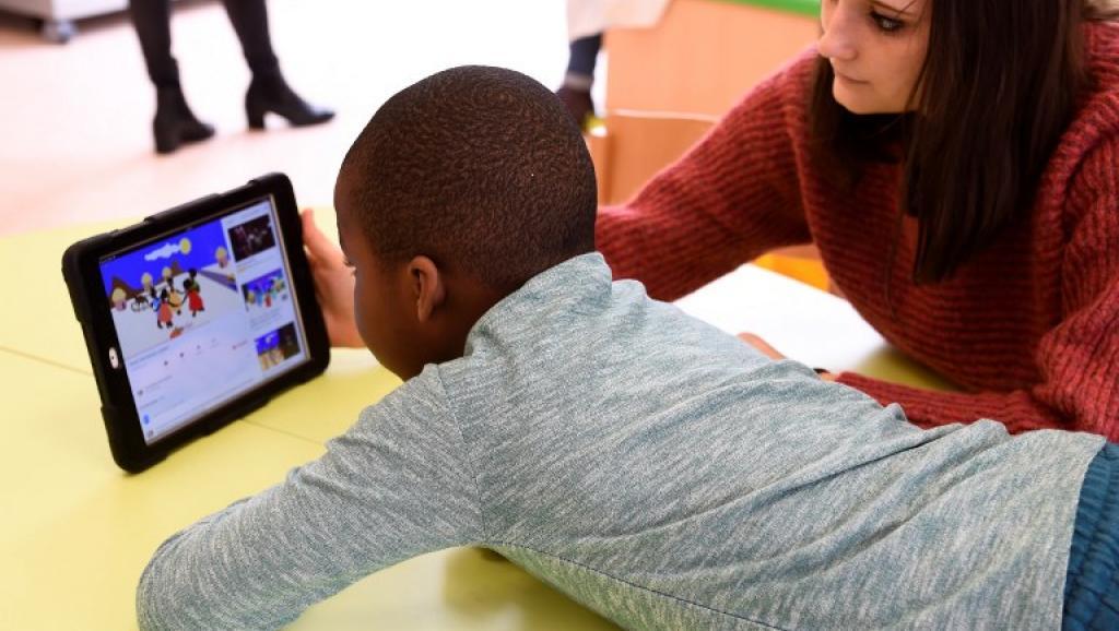Données personnelles: quand les smartphones épient nos enfants
