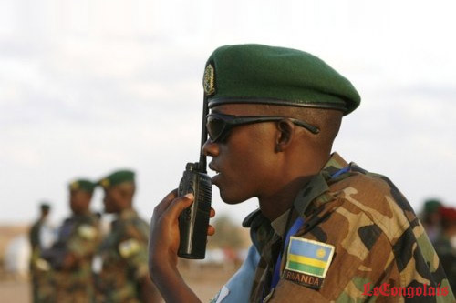 La RDC va remettre 2 soldats au Rwanda