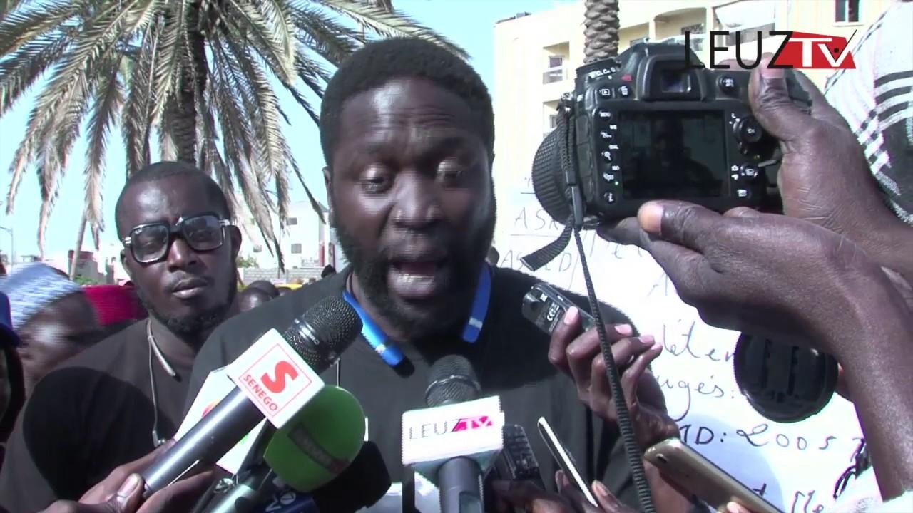 Urgent: Kilifeu de Y en a marre arrêté