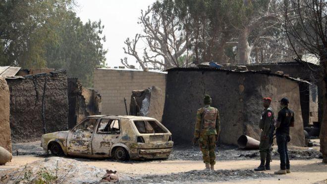Nigeria: quatre morts dans un double attentat