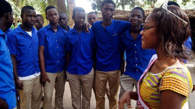 L'année scolaire prolongée au Togo