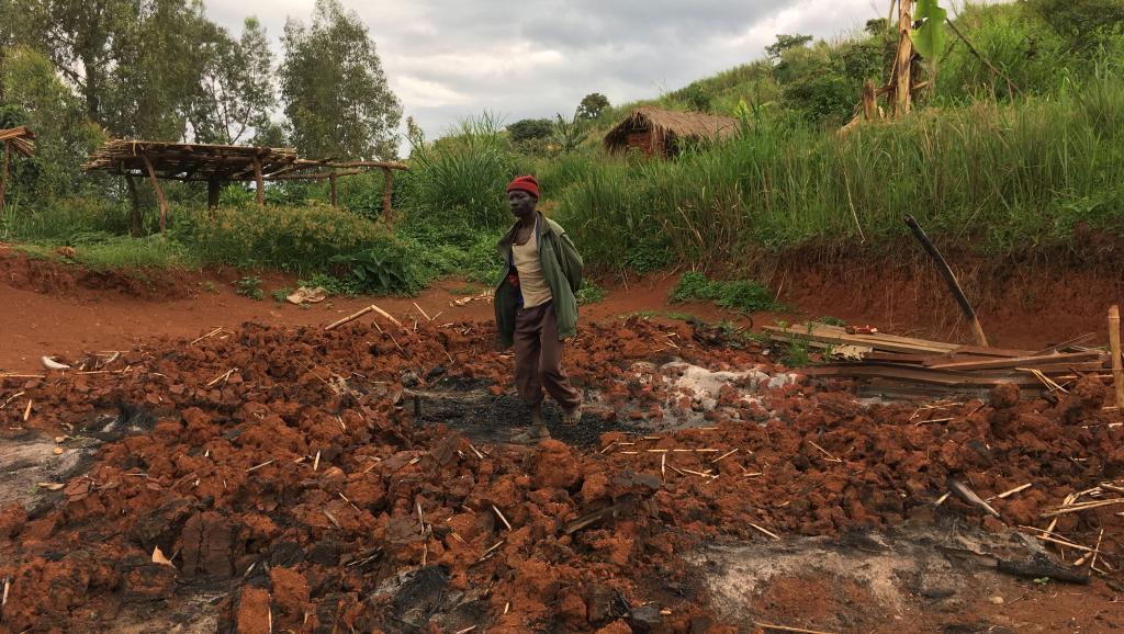 RDC: la Monusco fait la découverte de charniers humains à Djugu, en Ituri
