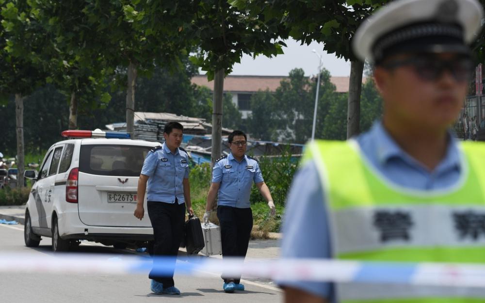 Attaque au couteau Chine :  7 enfants tués et 19 autres blessés