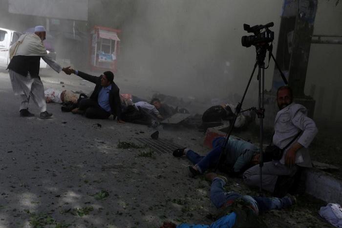 Double attentat meurtrier à Kaboul : 25 morts dont des enfants et un photographe de l'AFP