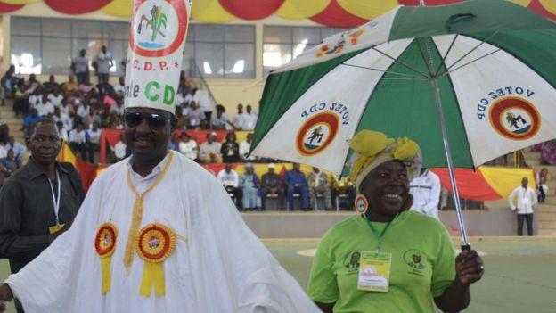 Burkina: Blaise Compaoré toujours adulé par ses partisans