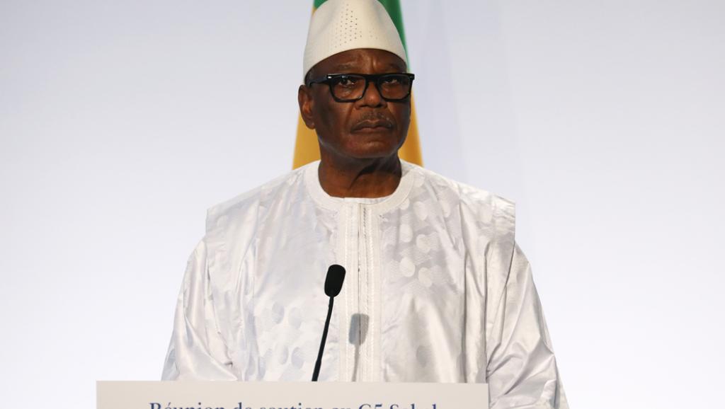 Mali: Ibrahim Boubacar Keïta sera candidat pour un second mandat présidentiel