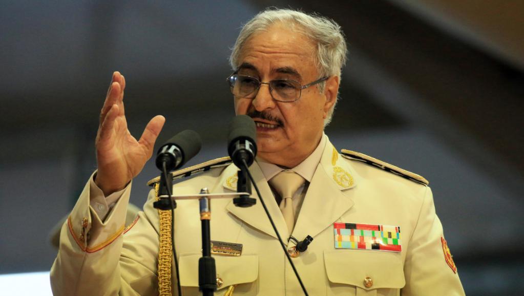 Libye: le maréchal Haftar lance l'assaut sur Derna