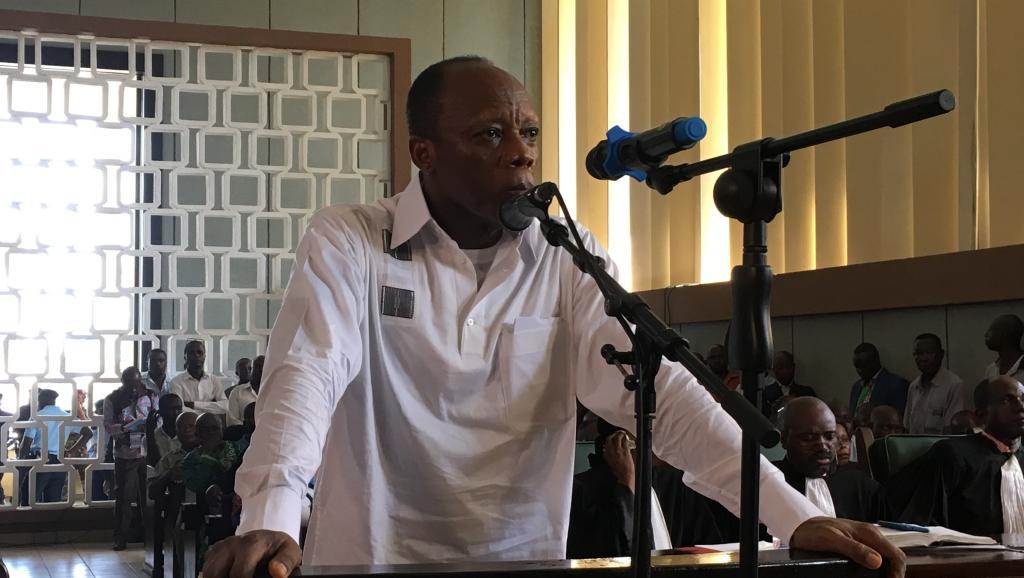 Le général Mokoko assume sa stratégie du silence au premier jour de son procès