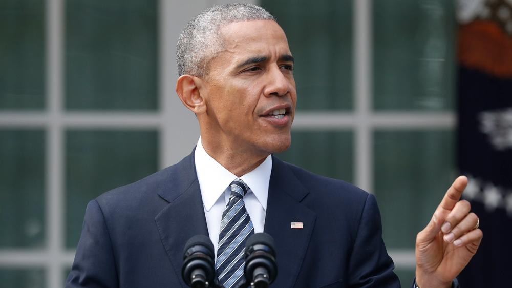 """Décision de Trump de se retirer de l'accord du nucléaire iranien : Obama parle d'une """"grave erreur"""""""