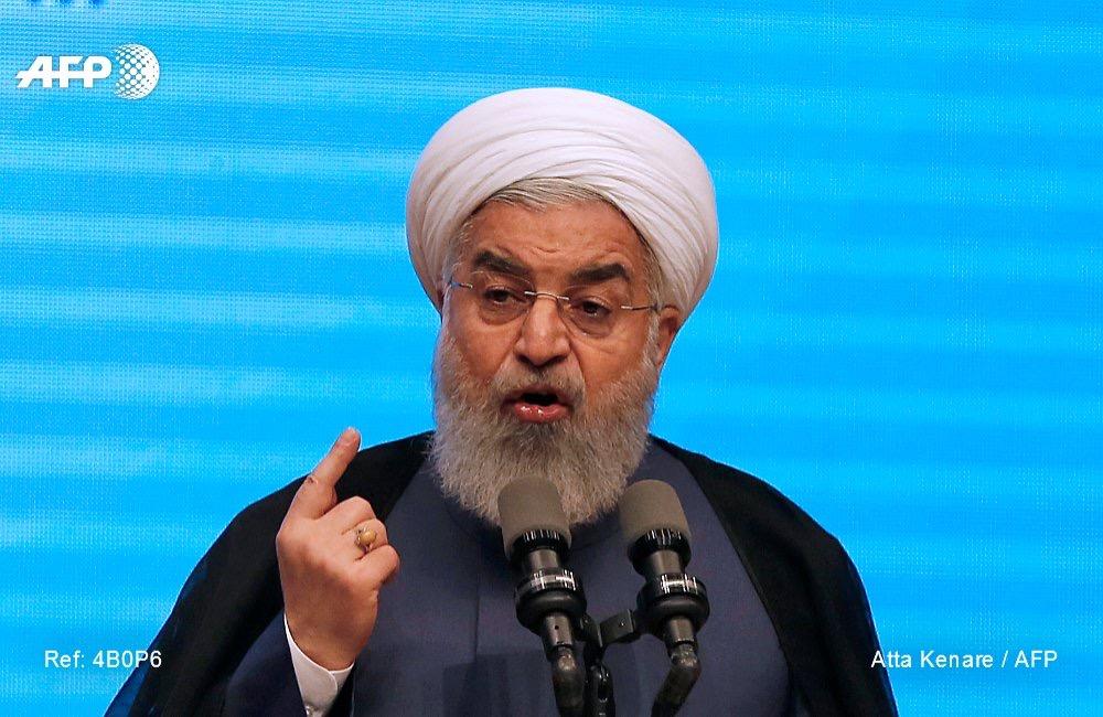 Décision de Donald Trump : le Président iranien menace d'ordonner l'enrichissement d'uranium