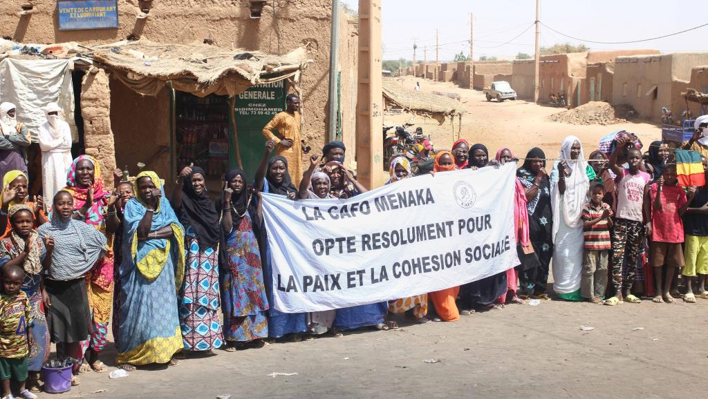 Mali: Boubeye Maïga à Ménaka pour rassurer des populations en plein désarroi