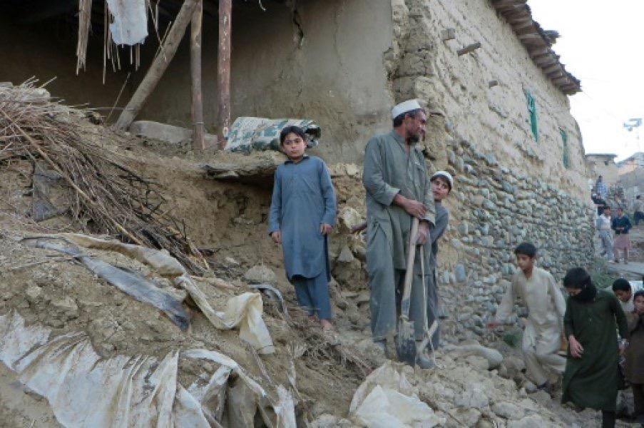 L'Afghanistan frappée par un séisme de magnitude 6.2