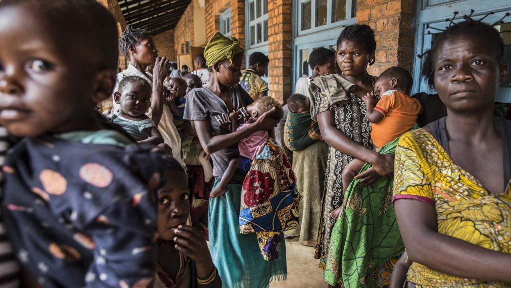 RDC: les enfants du Kasaï, fragilisés par la malnutrition, sont en danger (Unicef)