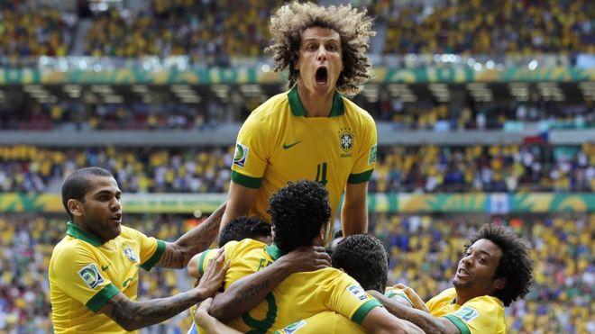""" Brésil : les banques """"ferment"""" pour la Coupe du monde"""