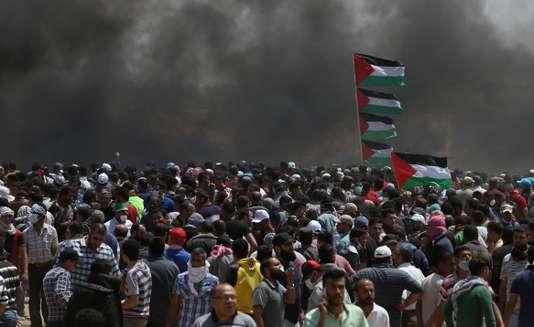 Gaza : vingt-cinq Palestiniens tués dans des affrontements avec les soldats israéliens