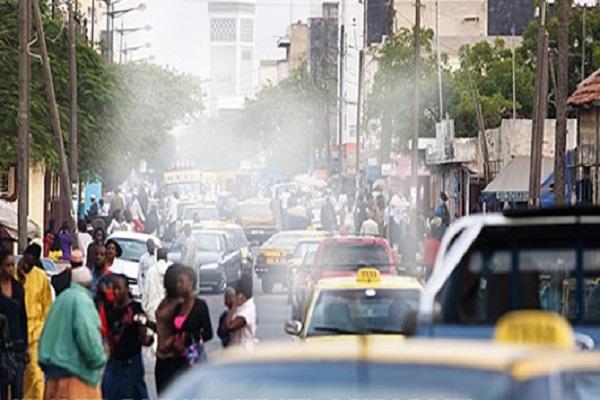 Rapport OMS : Dakar est la 2e ville la plus polluée au monde