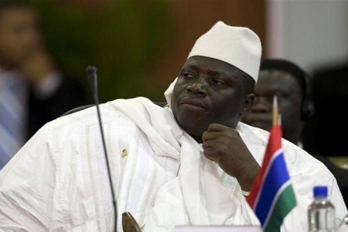 Gambie : L'ex-président Yahya Jammeh impliqué dans le meurtre de plus de cinquante migrants