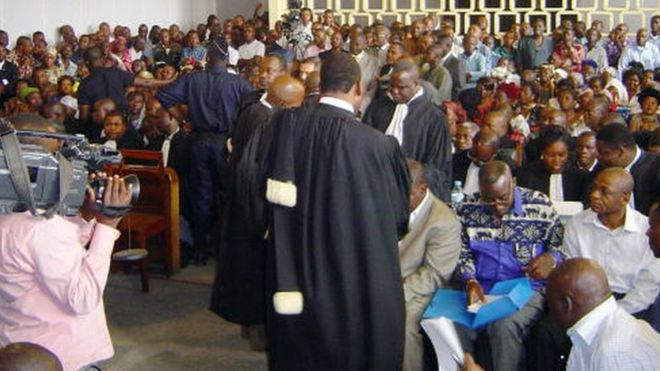 Congo : un autre Général devant la Cour