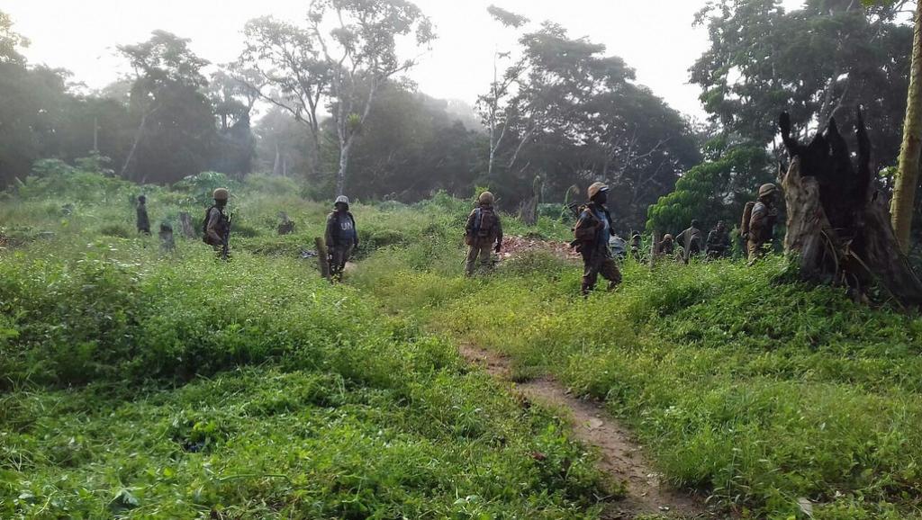 Disparition de casques bleus en RDC: les Maï Maï Apa Na Pale suspectés