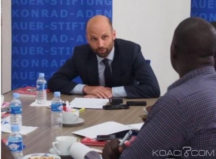 Côte d'Ivoire : pour une fondation politique Allemande proche du PDCI, l'émergence ne peut réussir que si le développement atteint chaque individu.