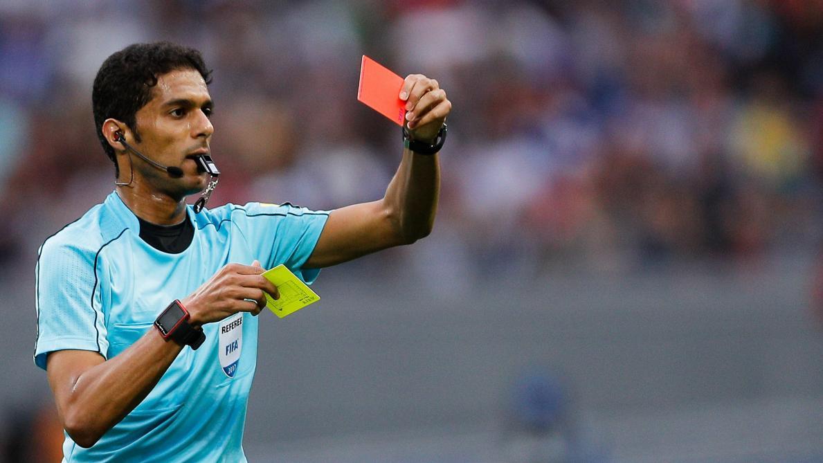 Mondial 2018: L'arbitre saoudien Fahad Al Mirdasi suspendu à vie par la SAFF et privé de Mondial