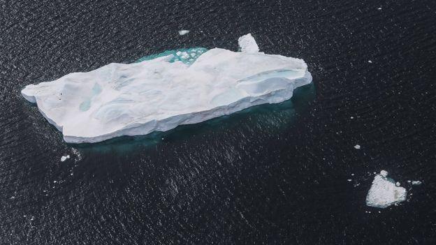 Un iceberg contre le manque d'eau au Cap