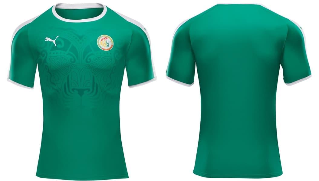 Coupe du Monde : Puma dévoile le maillot à domicile des « lions »
