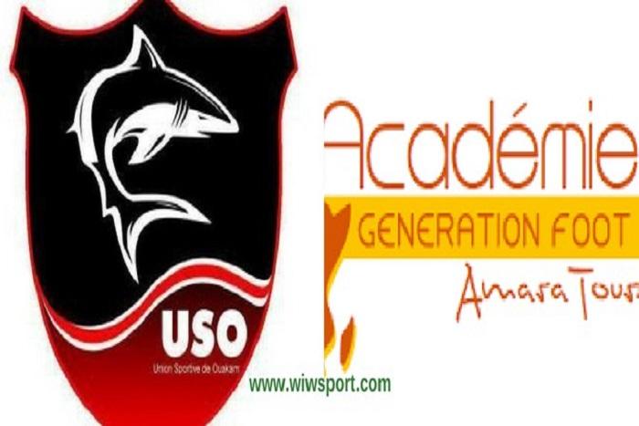 Ligue 1 sénégalaise: Le match USO vs Génération Foot reporté pour défaut de service d'ordre