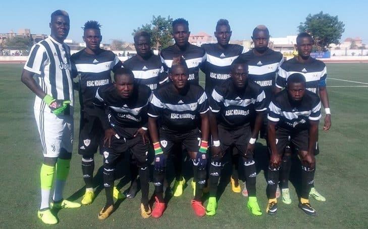 Les joueurs de L'ASAC Ndiambour boycottent les entraînements