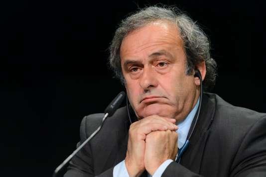 """Michel Platini révèle une """"petite magouille"""" pour avoir France-Brésil en finale"""
