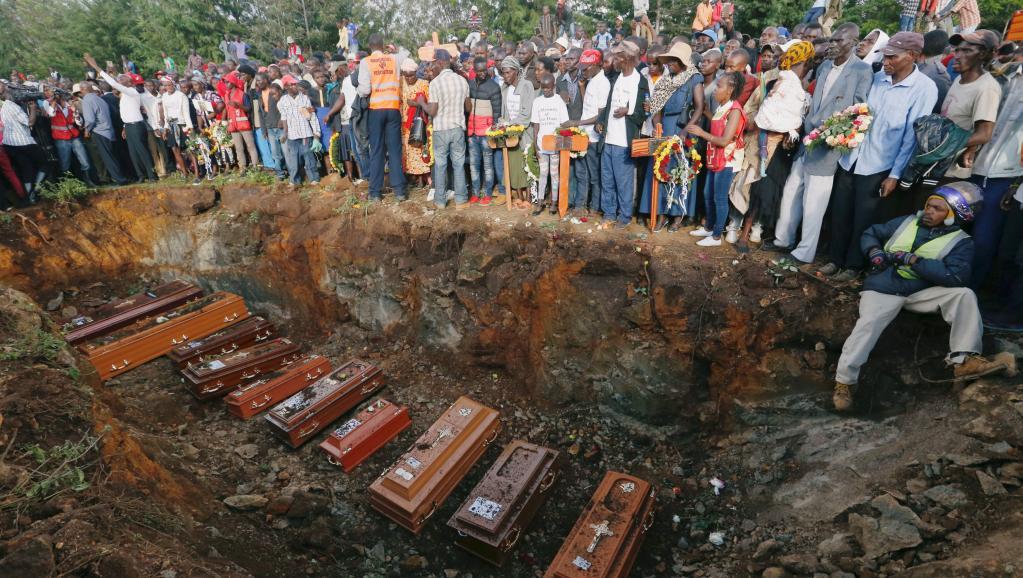 Barrages au Kenya: les habitants dénoncent «des bombes à retardement»