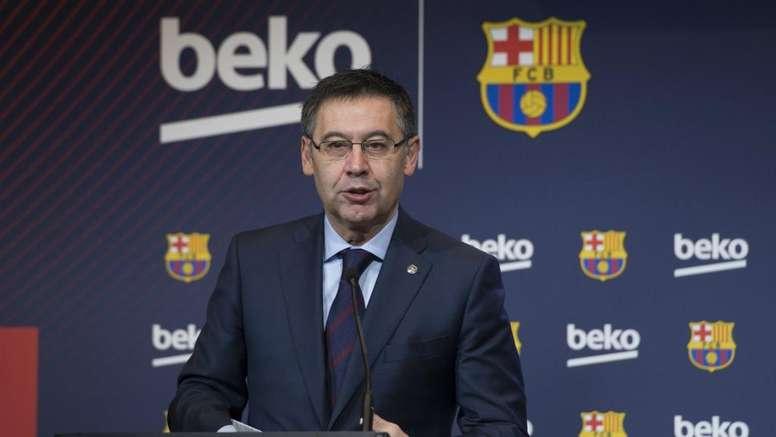 Griezmann, Messi, Umtiti : Bartomeu évoque les dossiers chauds du Barça