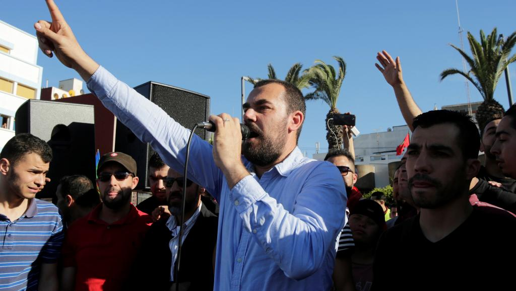 Maroc: le leader de la contestation du Rif Nasser Zefzafi en grève de la faim