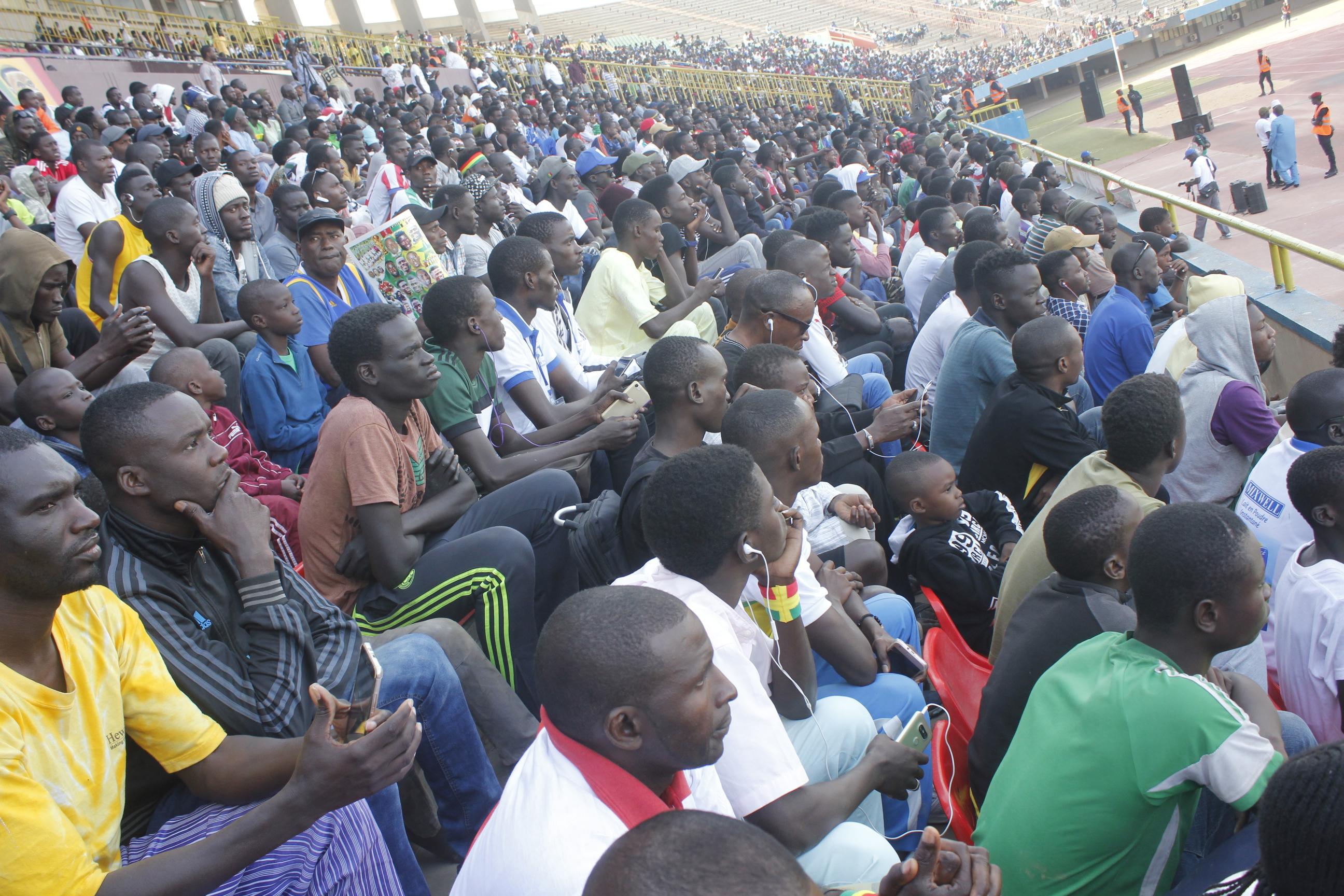 Dernier galop d'entrainement à Dakar : Vivez la séance en image