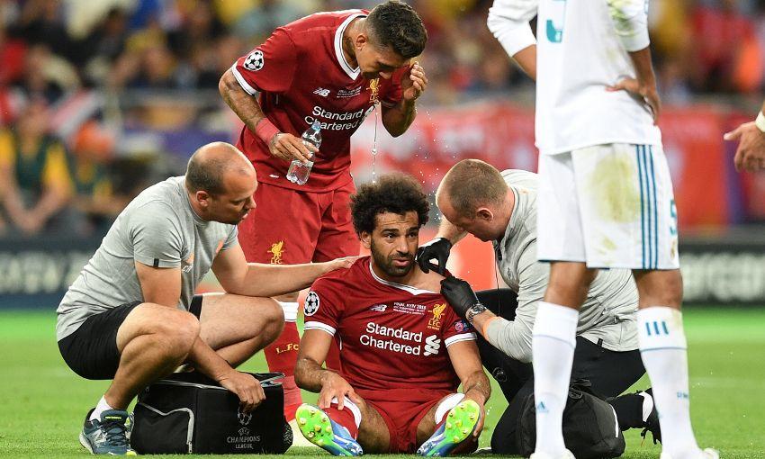 """Klopp confirme pour Salah : """"Sa blessure est très grave"""""""