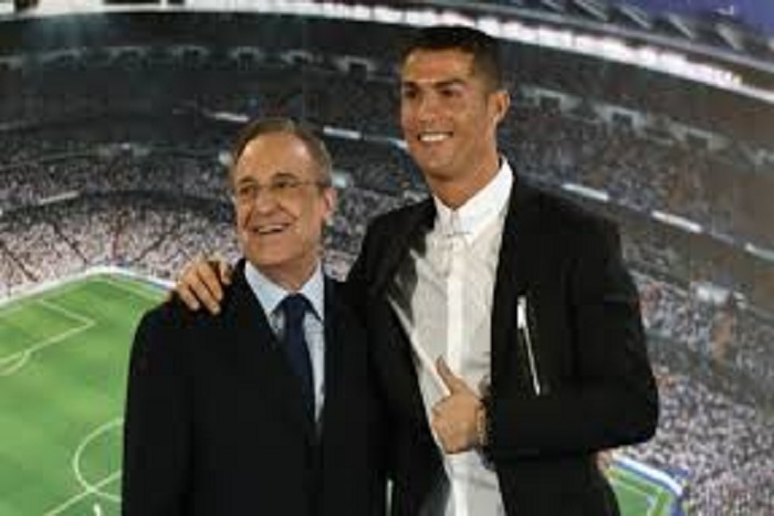 Real : Pérez recadre Cristiano Ronaldo