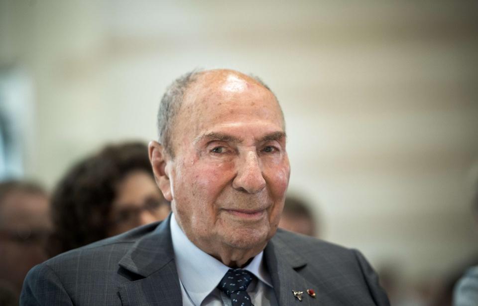 L'homme politique et industriel Serge Dassault est mort à 93 ans