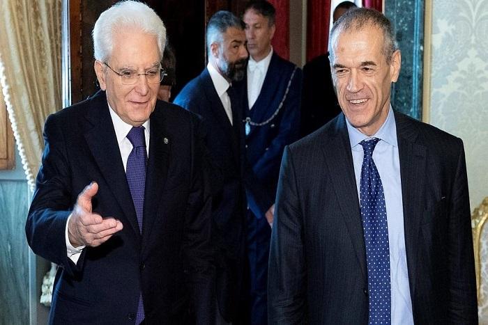 Italie: le président a choisi Cottarelli pour conduire le pays aux élections
