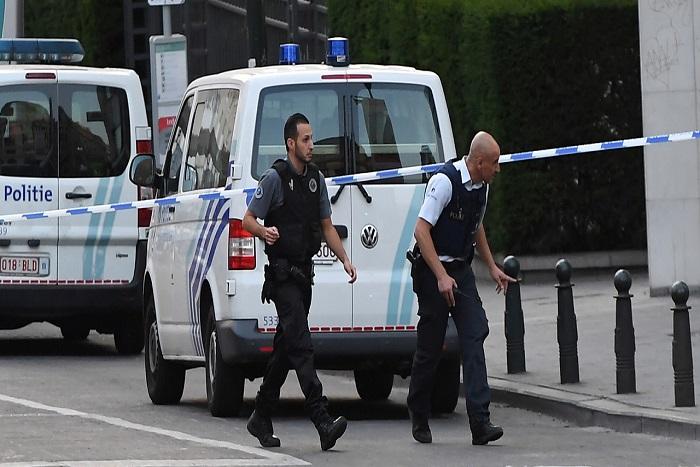 """URGENT-Fusillade à Liège : deux policiers tués par un tireur qui a été """"neutralisé"""" et interpellé"""