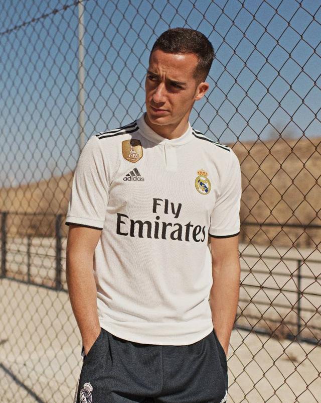PHOTOS : voici les nouveaux maillots du Real pour la saison prochaine