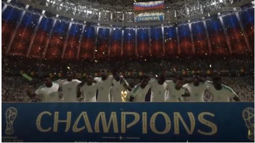 Vidéo – Quand les sénégalais sont champions du monde….