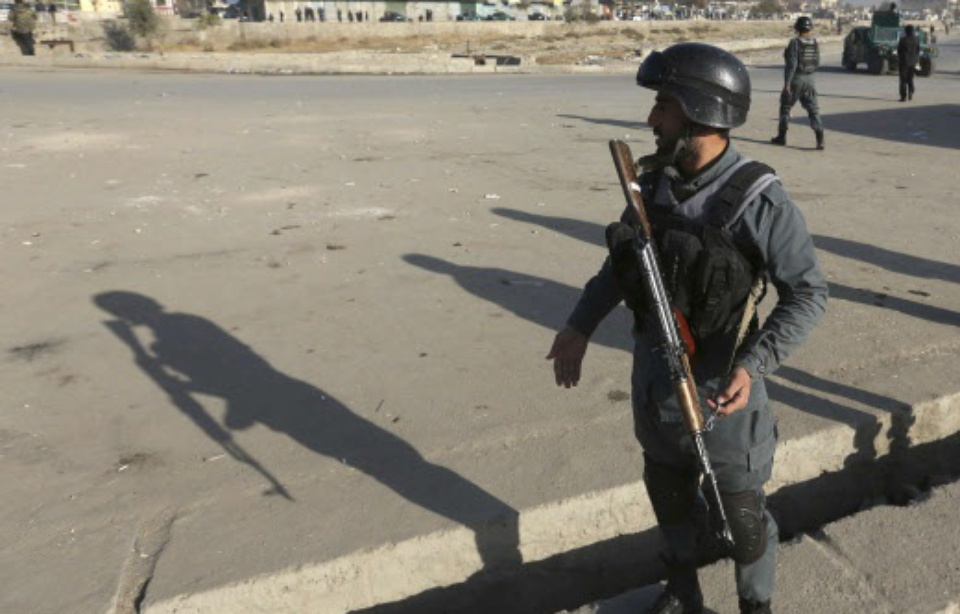 Afghanistan: Une attaque en cours contre le ministère de l'Intérieur à Kaboul
